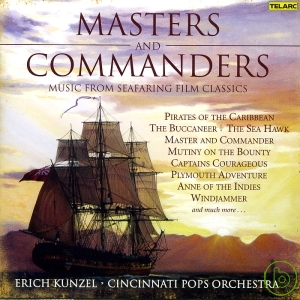 Masters and Commanders ~ Music from Seafaring