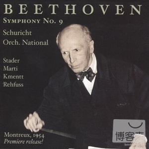 Beethoven Symphony No. 9 in D  Schuricht