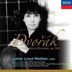Dvorak: Cello Concerto in B minor op.104  Jul