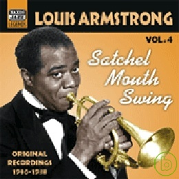 Louis Armstrong  Satchel Mouth Swing : Origin