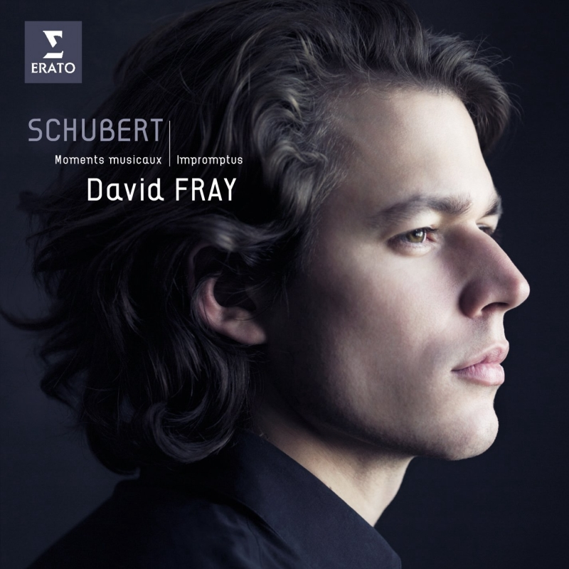Schubert : Moments musicaux  Impromptus  Davi