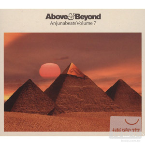 Above  Beyond  Anjunabeats Vol.7  2CD DVD