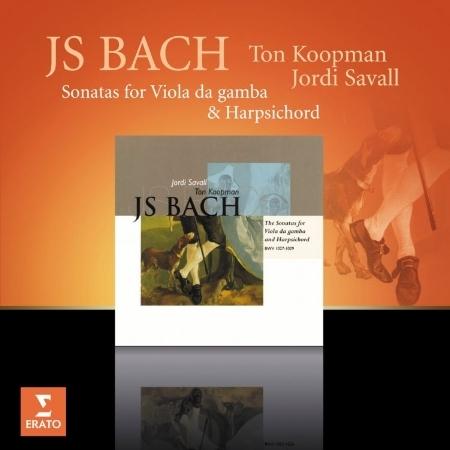 Jordi Savall  Ton Koopman  Bach: The Sonatas