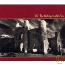 U2  The Unforgettable Fire  LP