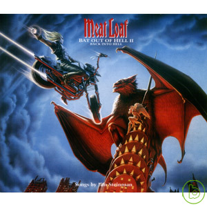 Meat Loaf  Bat Out of Hell II: Back Into Hell