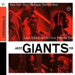Stan Getz、Gerry Mulligan、Oscar Peterson Trio