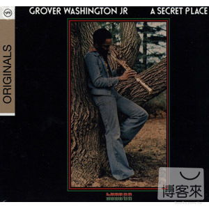 Grover Washington Jr.  A Secret Place