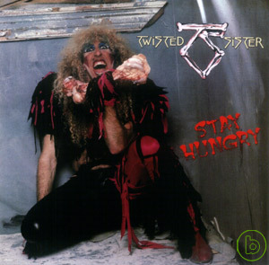 Twisted Sister  Stay Hungry   25th Anniversar