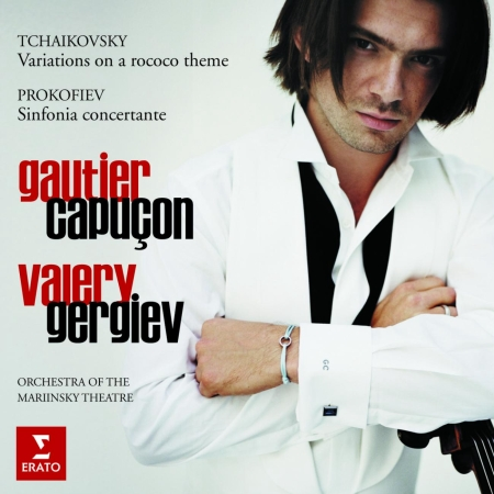 Tchaikovsky Rococo Variations ~ Prokofiev Sin