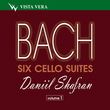 ach : Six Suites for solo cello vol. 1  Danii