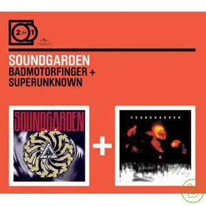 Soundgarden  2 for 1: Badmotorfinger  Superun