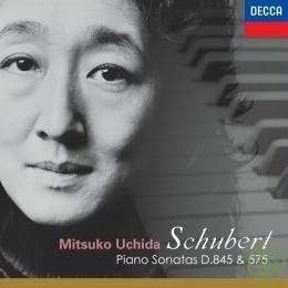 Schubert: Piano Sonatas D.845  575  Mitsuko U