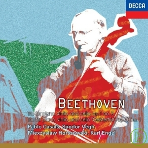 Beethoven: Trio in D op.70 no.1 for piano violin and cello