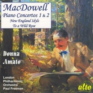 Edward MacDowell: Piano Concertos No.1 No.2