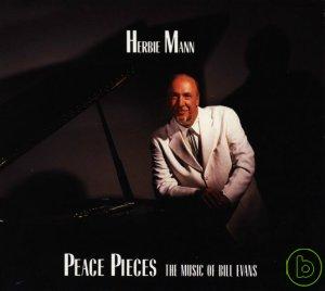 HERBIE MANN  PEACE PIECES