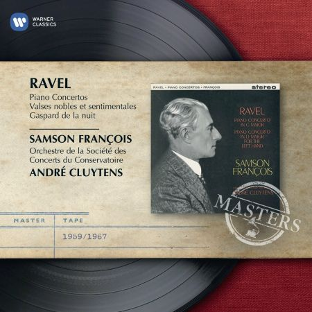 Ravel: Piano Concertos etc  Samson Francois