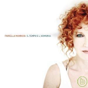 Fiorella Mannoia  Il Tempo E L'Armonia  CD DV