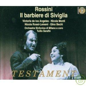 Gioacchino Rossini : Der Barbier von Sevilla