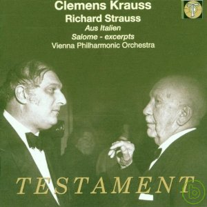 Richard Strauss : Aus Italien op.16  Christel