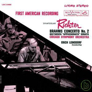 Sviatoslav Richter Brahms: Piano Concerto No.