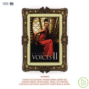 V.A.  Absolute Voices 2  2CD