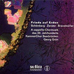 20th century a capella choir music  Kammercho