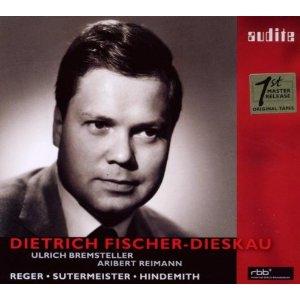 Dietrich Fischer~Dieskau sings Reger Sutermei