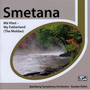 Smetana: Ma Vlast ~ My Fatherland  Gustav Kuh