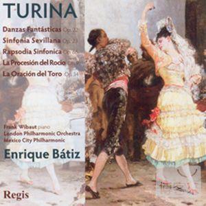 Josquin Turina: Orchestral Music  Enrique Bat