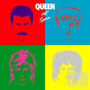 Queen / Hot Space [2011 Remaster](皇后合唱團 / 炙熱空間 [2011全新數位錄音版])