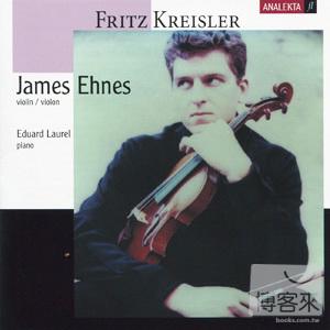James Ehnes plays Kreisler  James Ehnes  Edua