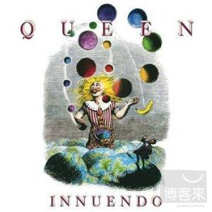 Queen / Innuendo [2011 Remaster](皇后合唱團 / 譏諷【2011全新數位錄音版】)