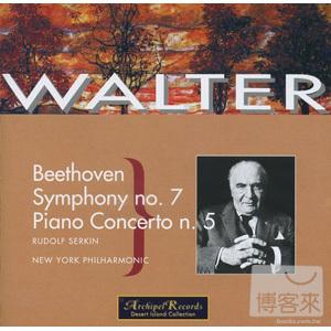 Beethoven: Piano Concerto No. 5 Symphony No.