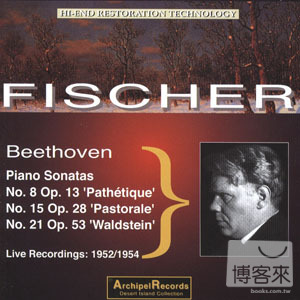 Beethoven: Piano Sonatas  Edwin Fischer
