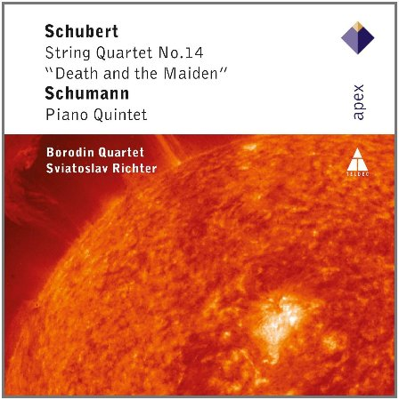 Borodin String Quartet  Schubert: String Quar