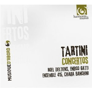 Tartini: Cello Concertos  Chiara Banchini Ens