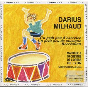 Un Petit Peu D Exercices ^(Milhaud^)  Claire