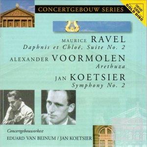 Ravel : Daphnis et Chlo  Suite No. 2、Voormole