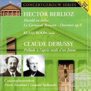 Berlioz : Harold en Italie  Le Carnaval Romai