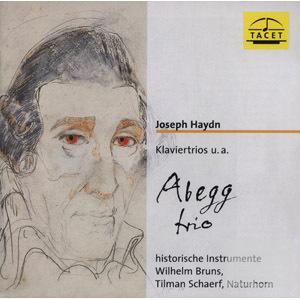 Klaviertrios u.a. Abegg Trio historische Inst