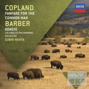 Copland: Fanfare for the Common Man · Barber: