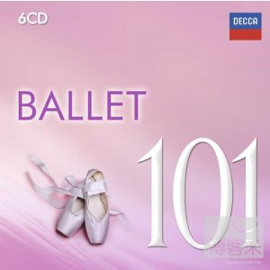 Ballet 101  6CD