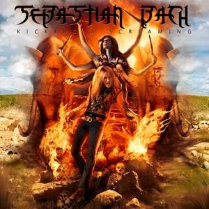 Sebastian Bach  Kicking  Screaming  CD DVD