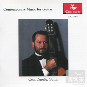 Cem Duruoz: Contemporary Music for Guitar  Ce