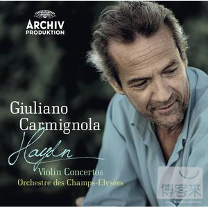 Haydn : Violin Concertos  Giuliano Carmignola