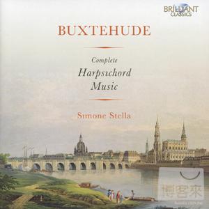 Dieterich Buxtehude: Complete Harpsichord Mus
