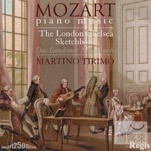 Mozart: The London Chelsea Sketchbook  Martin