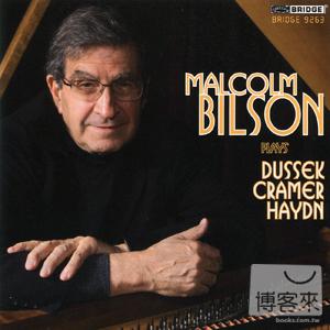 Malcolm Bilson plays Haydn Dussek and Cramer