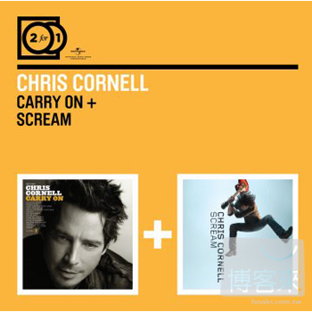 Chris Cornell  2 For 1: Carry On  Scream ^(2C