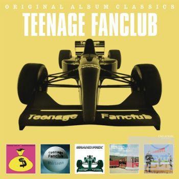 Teenage Fanclub  Original Album Classics  5CD